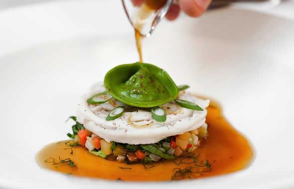 Castle Terrace Restaurant Edinburgh Edinburghs best restaurants 2014