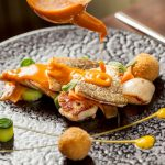 Luxury Edinburgh dining at Purslane