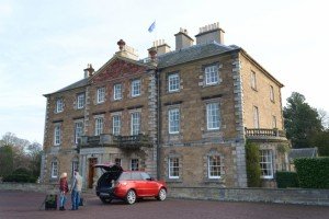 Luxury Country House Near Edinburgh