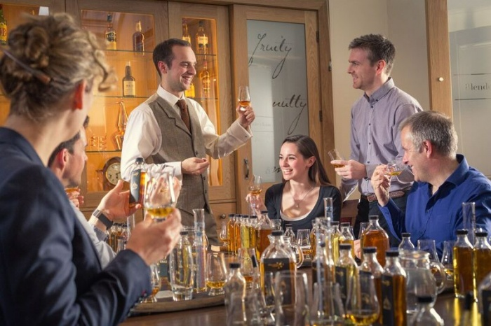 Scotch Whisky Training Edinburgh