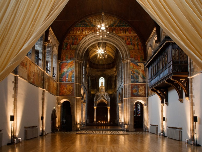 Mansfield Traquair Edinburgh venue hire Edinburgh