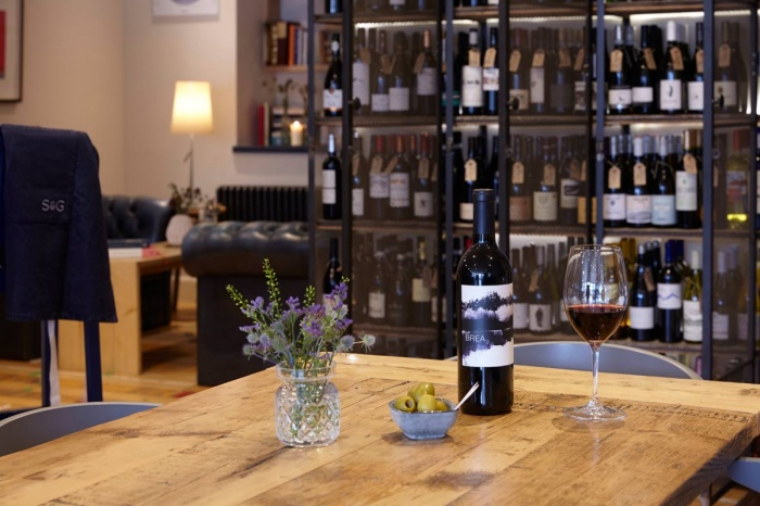 Edinburghs Best Wine Bars Edinburgh