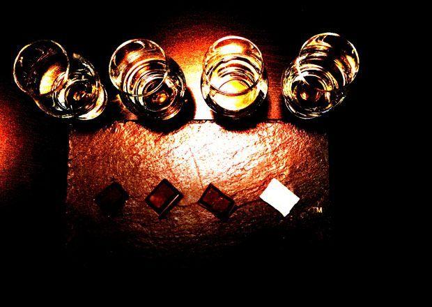 Whisky and Chocolate Tasting Edinburgh This Weekend