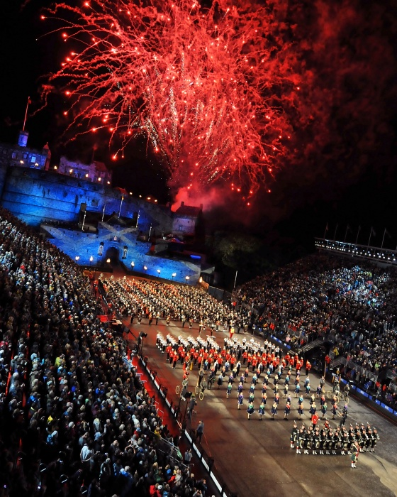 (c) The Royal Edinburgh Military Tattoo