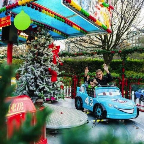 Edinburgh Christmas Santa Land Edinburgh Santa Land