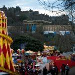 Edinburgh Christmas Fair Edinburgh Helter Skelter Edinburgh