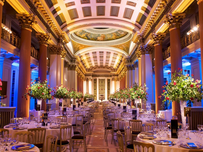 Signet Library Corporate Venue Edinburgh
