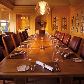 Edinburgh Private Dining Venues - Little Black Book Edinburgh