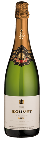 Bouvet Cremant - part of our selection of the best wines for summer in Edinburgh