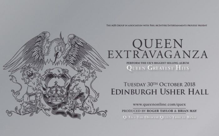 Edinburgh Queen Extravaganza Edinburgh Queen Tribute Band Edinburgh 2018