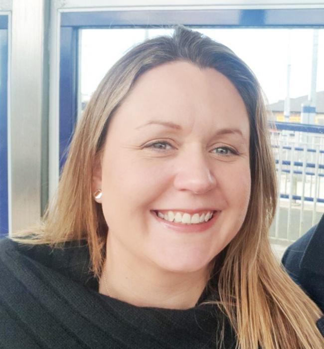 Claire Yetton - Marketing Manager for Edinburgh designer district, Multrees Walk