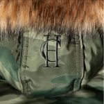 Holland Cooper bomber jacket - part of our Edinburgh Christmas Shopping guide with Multrees Walk