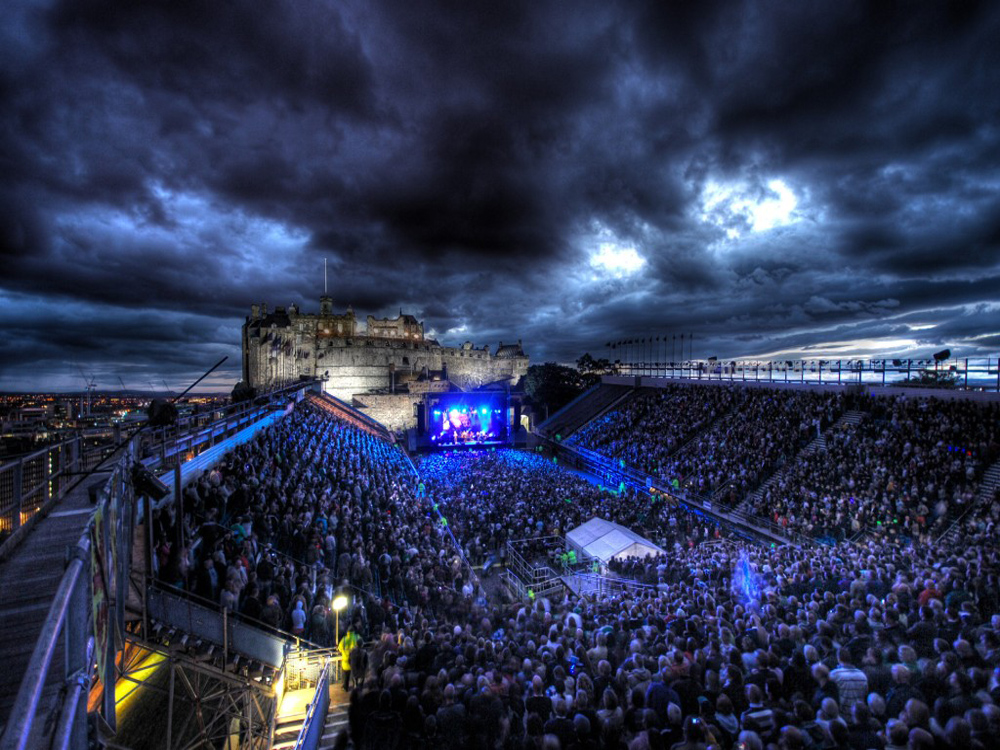 Edinburgh castle concerts 2019 concerts edinburgh castle Rock Concerts at Edinburgh Castle 2019