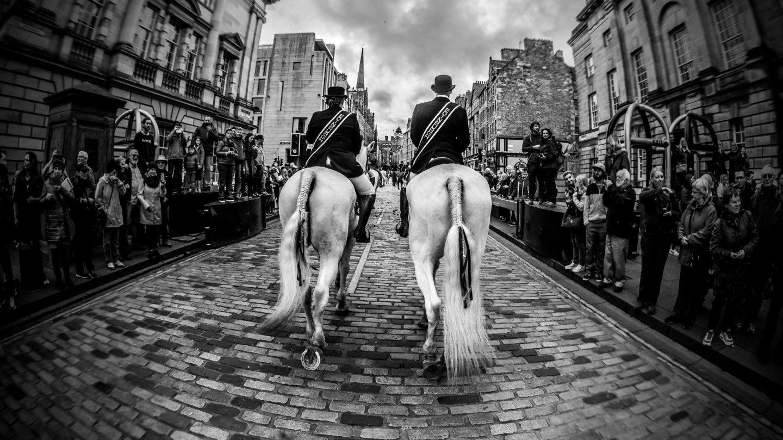 Edinburgh Riding of the Marches Edinburgh