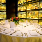 Scotch Whisky Experience private dinner, featured on Edinburgh Little Black Book - the guide to Luxury in Edinburgh