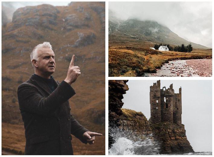 Instagram session from an Edinburgh expert during lockdown